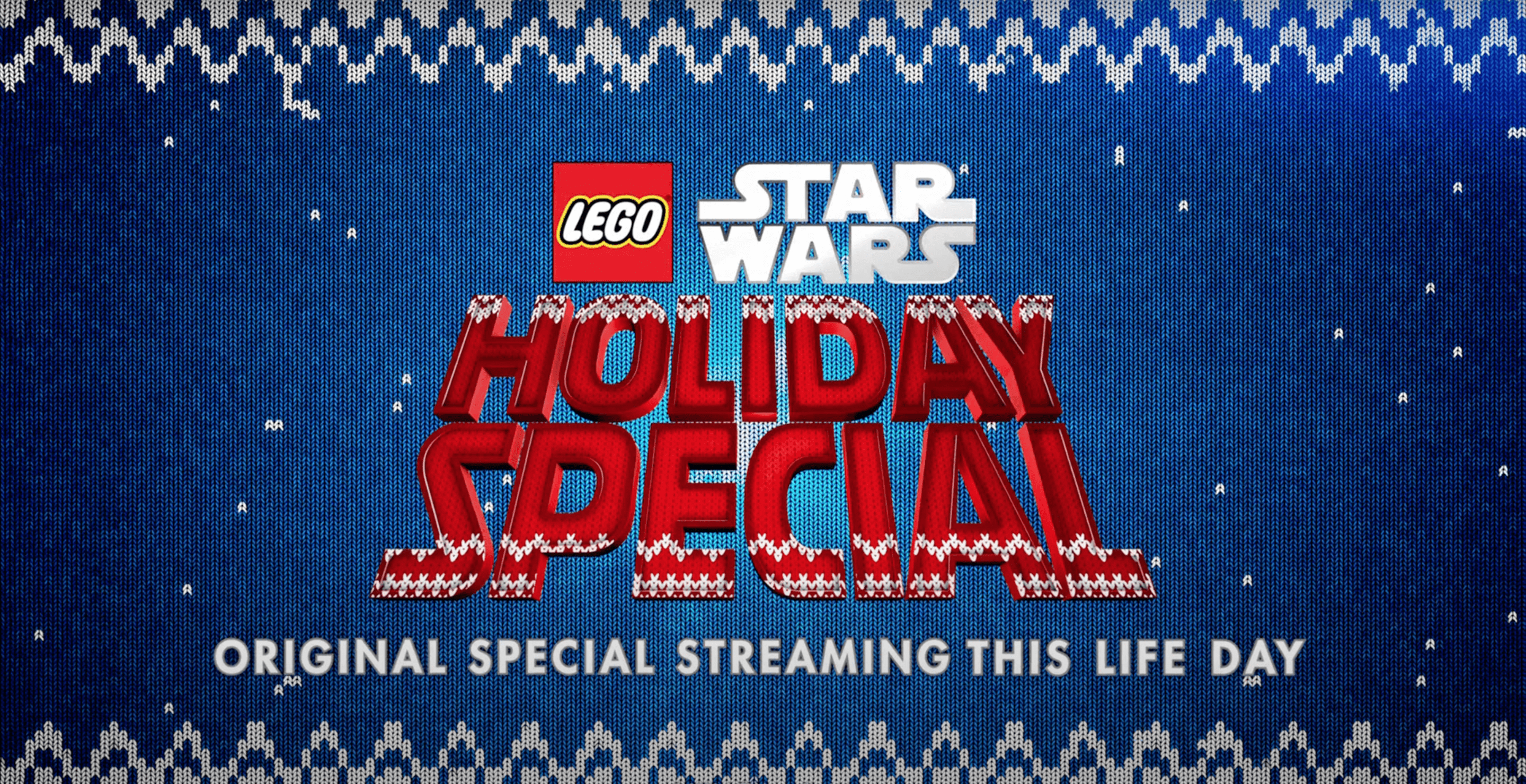 Star Wars LEGO Holiday Special: Watch the Disney+ Trailer!