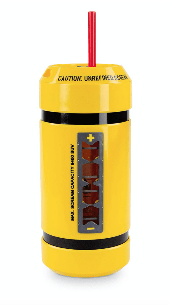 Monsters, Inc. Scream Canister Water Bottle [Source: Shop Disney]