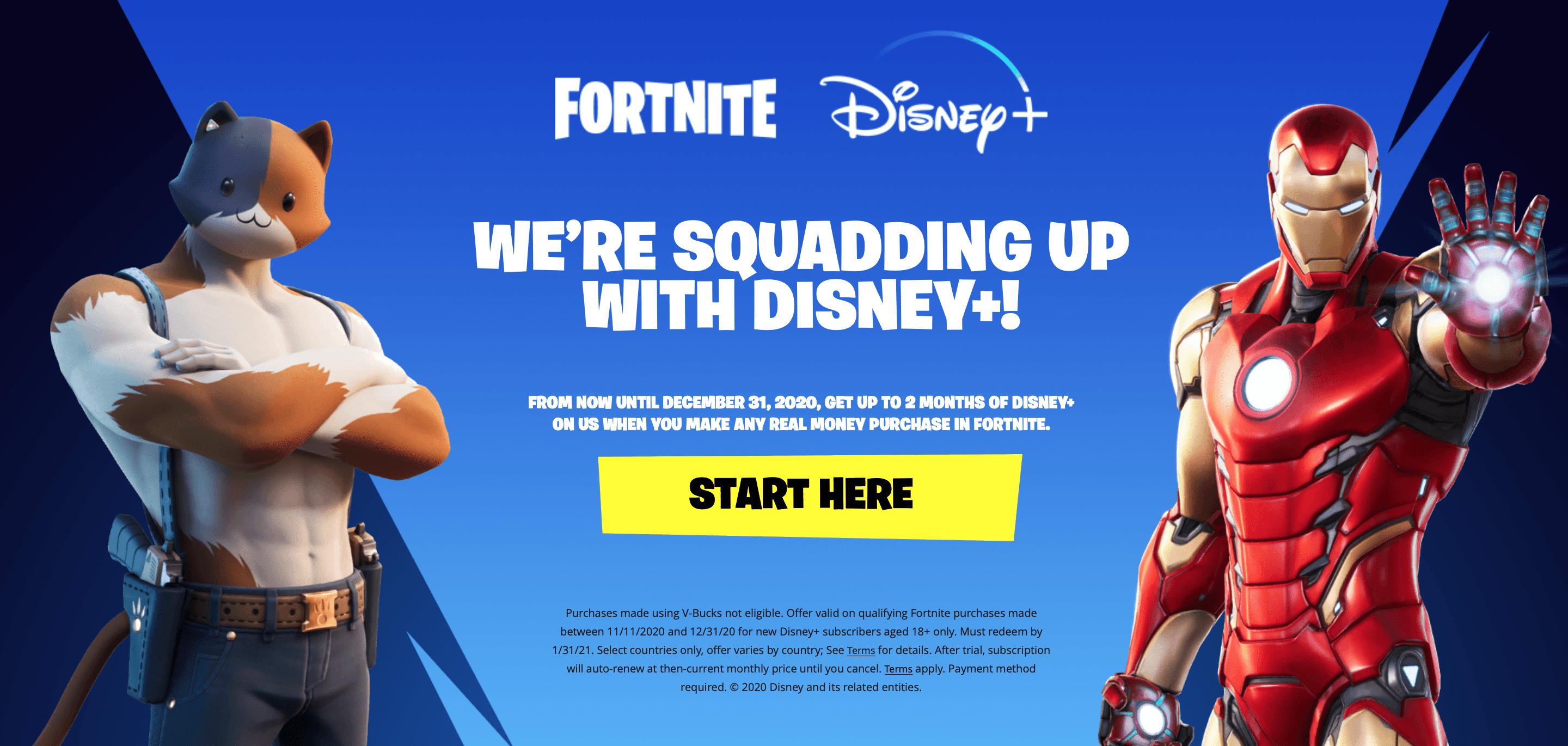 How to Use www.Fortnite.com/DisneyPlus Step by Step Photo/Video! [Source: Fortnite]