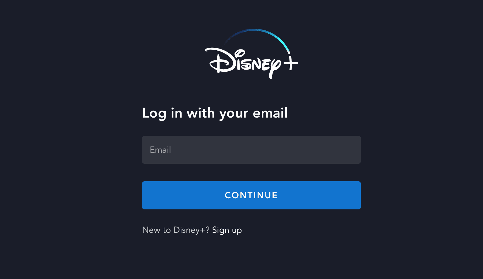 DisneyPlus.com/Login