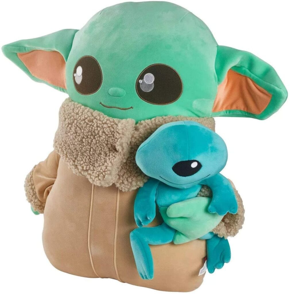 Star Wars The Child Ginormous Cuddle Plush Photos