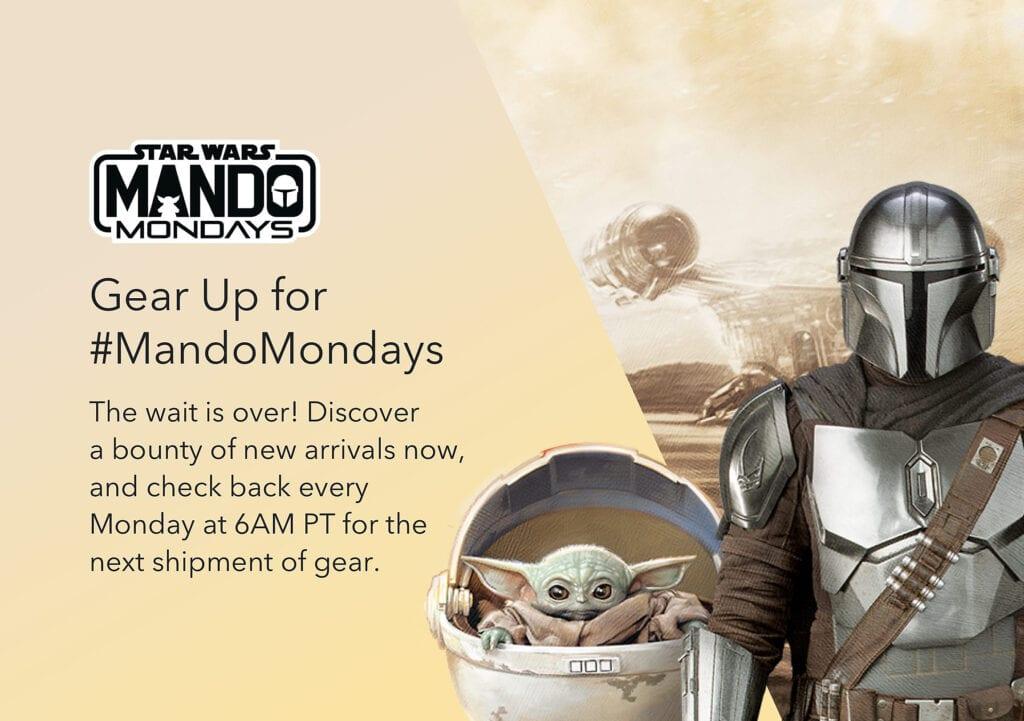 #MandoMondays [Source: Shop Disney]