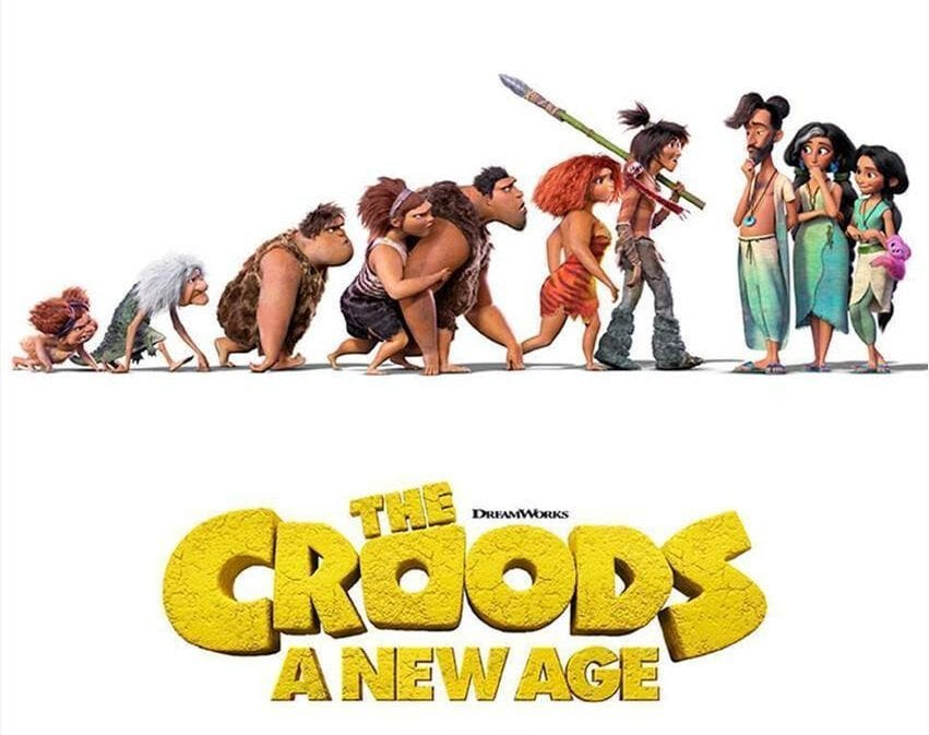 Is 'Croods 2' on Disney Plus? Here's the Answer! [Source: Universal/DreamWorks]