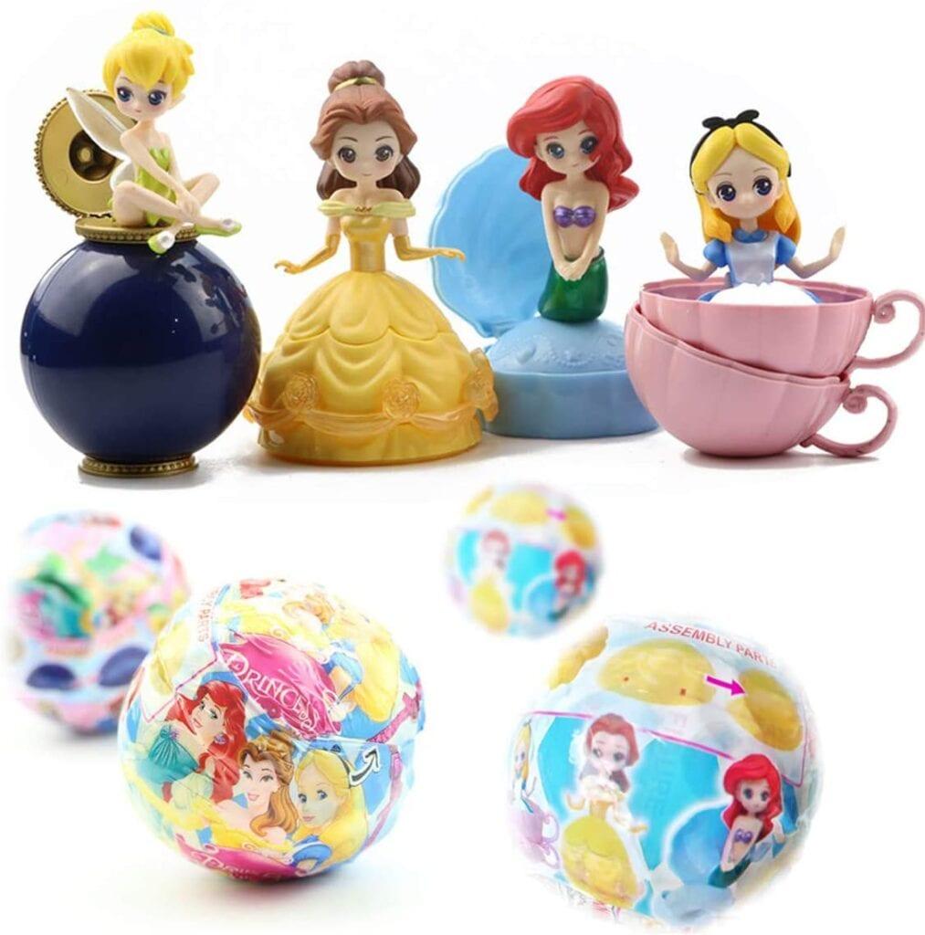 LOL Disney Princess Surprise Dolls [Source: Amazon]