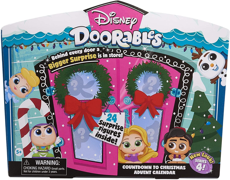 Disney Doorables Advent Calendar 2020 [Source: Doorables via Amazon]