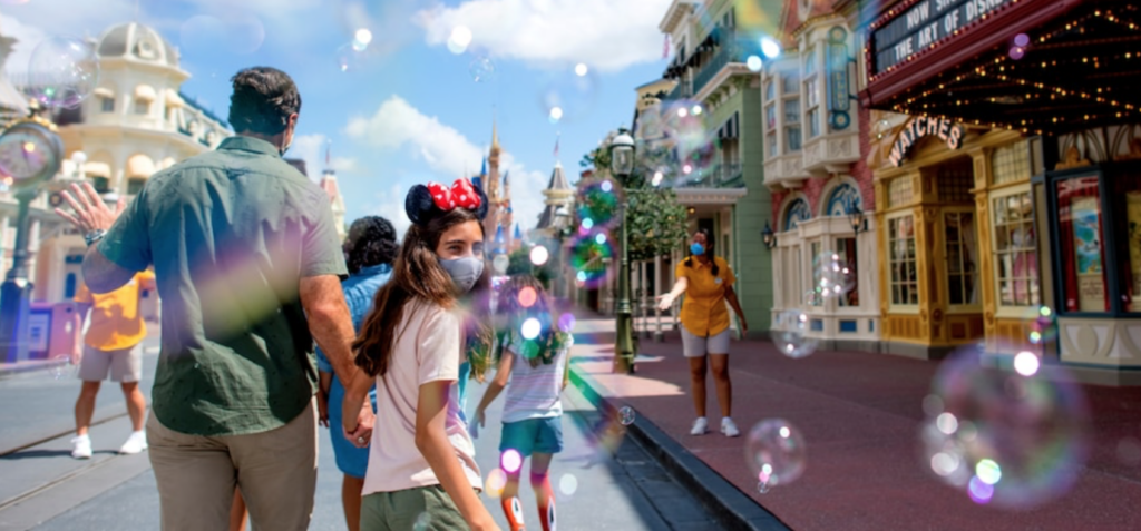 New Walt Disney World 4 Day Ticket Offer Just $50 a Day [Source: Walt Disney World]