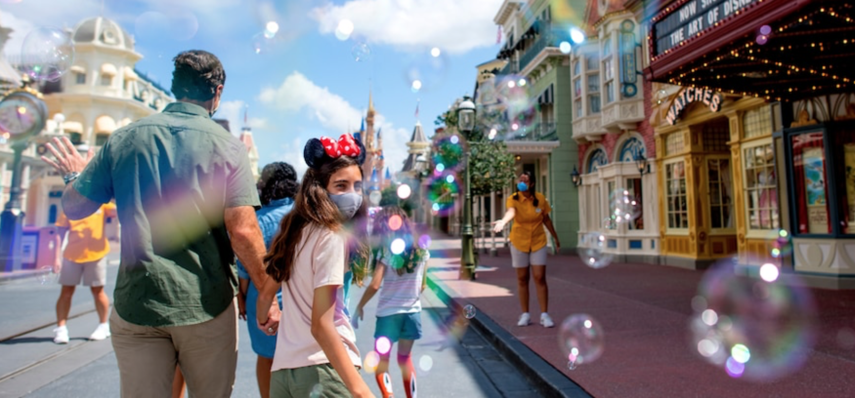 Discover Disney World $50 a Day