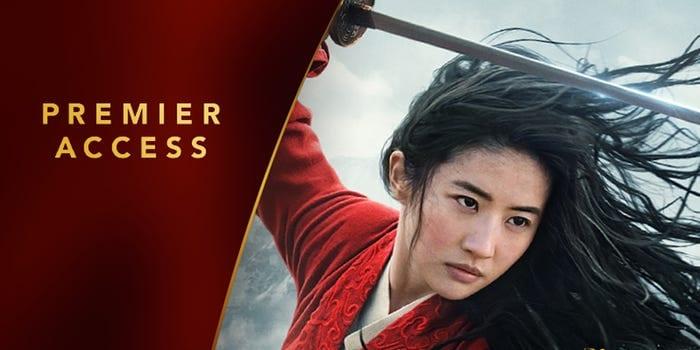 Mulan Available on Disney Plus Premier Access