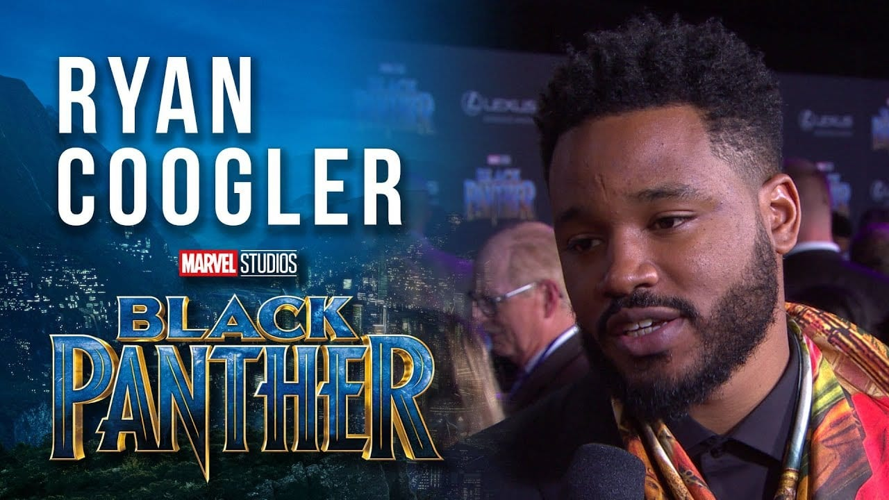 Ryan Coogler, Black Panther [Source: Marvel Entertainment via YouTube]