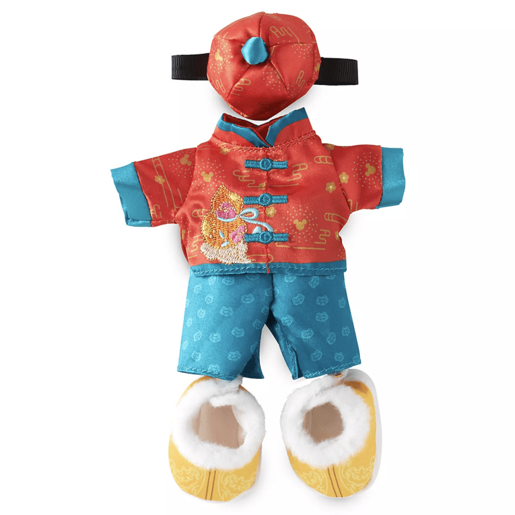 Disney nuiMOs Outfit – Chinese New Year Set [Source: Shop Disney]