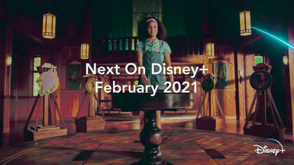 New to Disney Plus February 2021: Every Movie and Show!