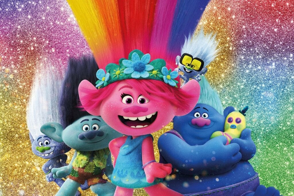 Is Trolls on Disney Plus? Here's the Answer! [Source: NBCUniversal/DreamWorks]