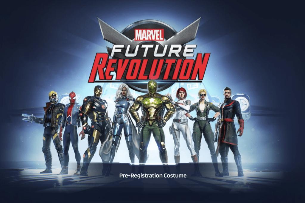 Marvel Future Revolutions [Source: Marvel and Netmarble]