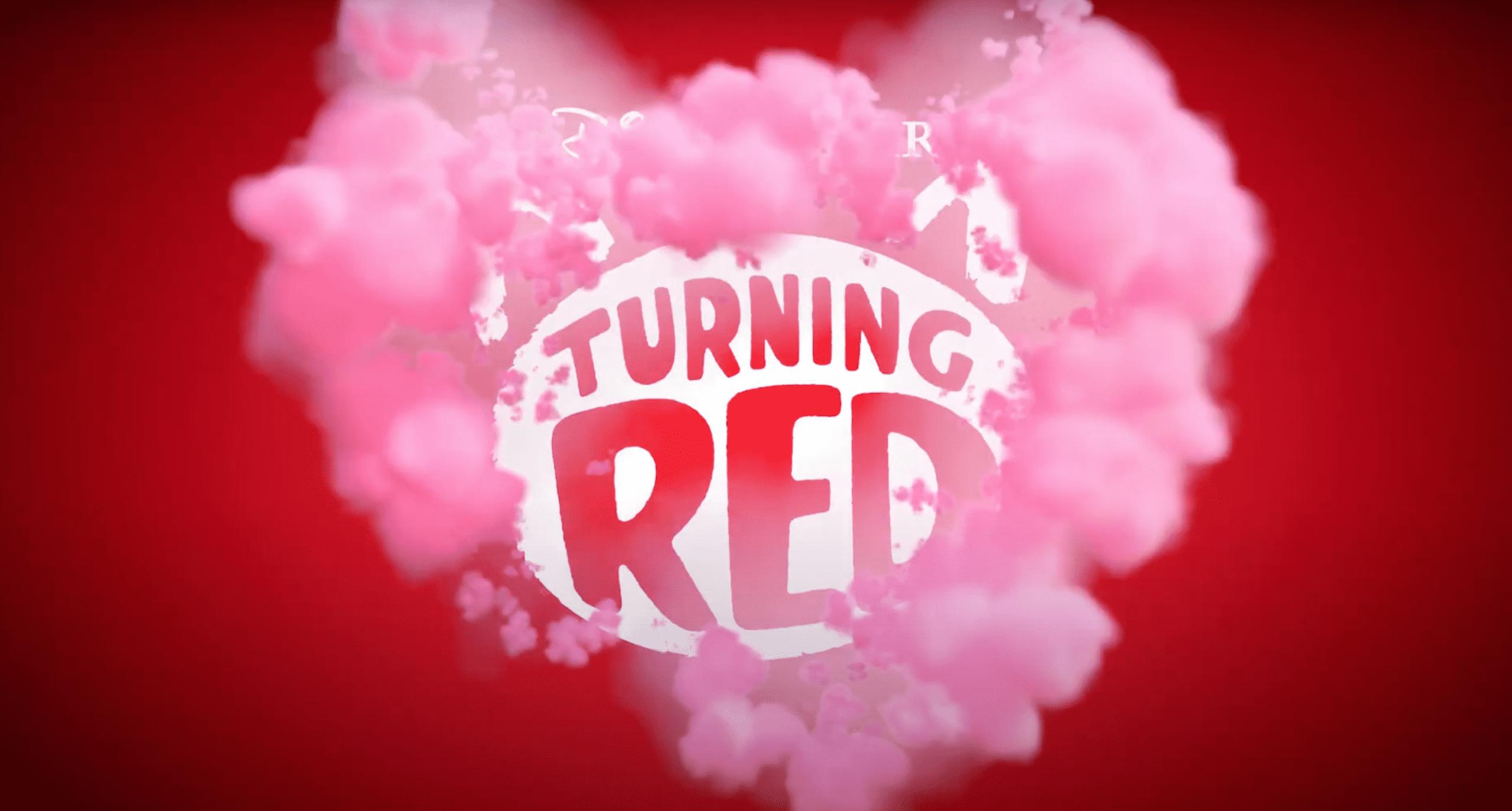 Turning Red Pixar