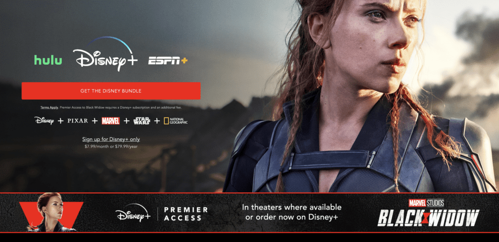 When Does Black Widow Arrive on Disney Plus? Premier Access, Release Date, More