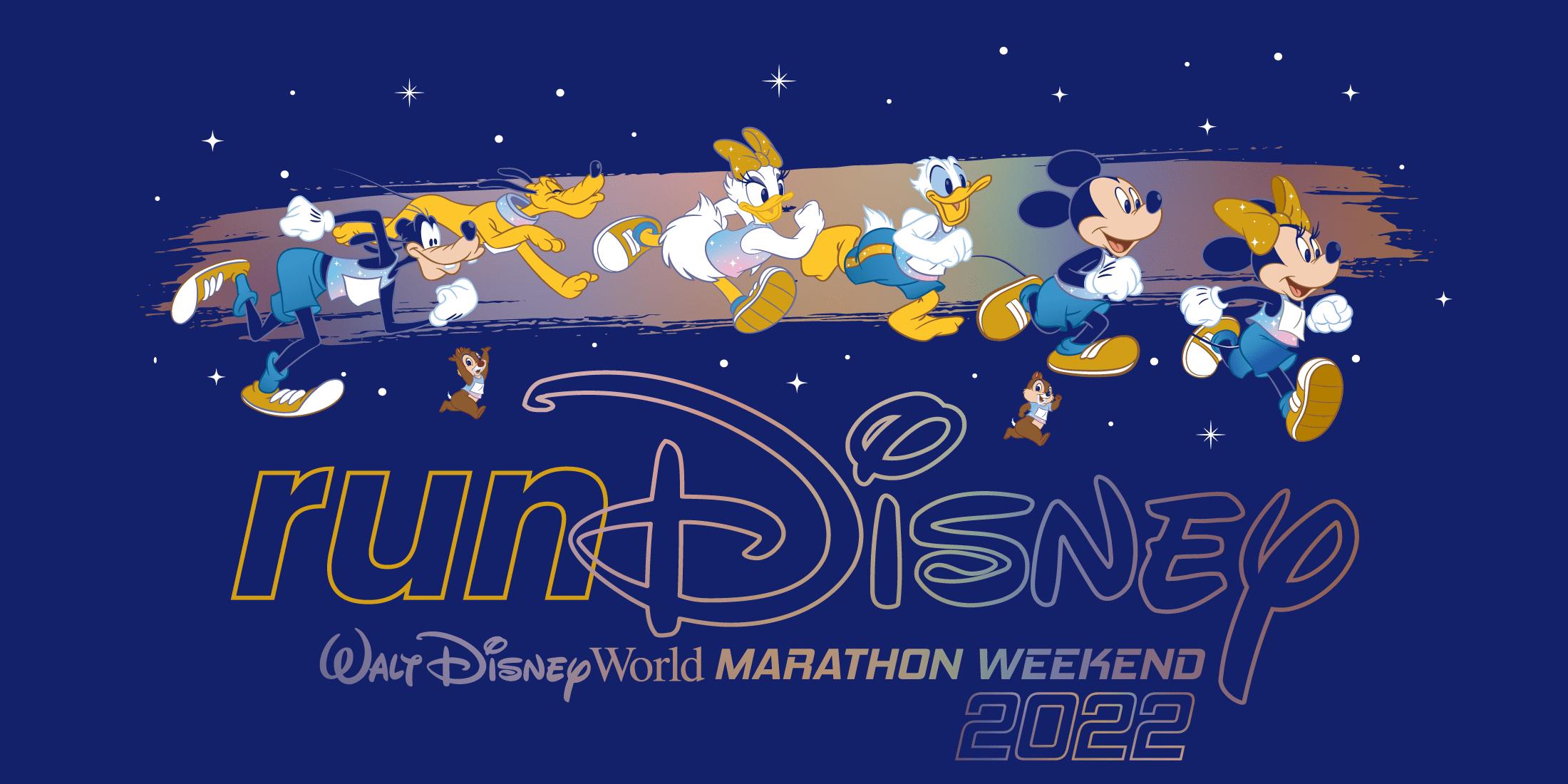 runDisney Marathon 2022 Weekend at Walt Disney World