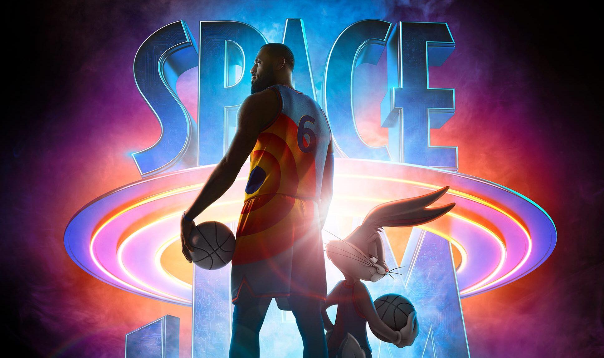 Is Space Jam on Disney+ Plus?