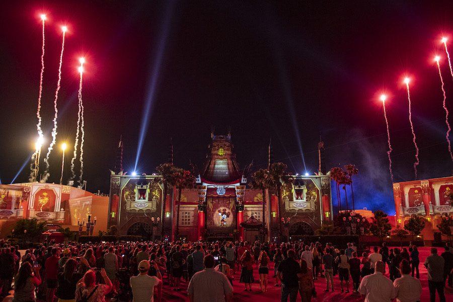 Happily Ever After Fireworks Show at Walt Disney World [Source: Disney]