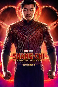 Shang-Chi and the Legend of the Ten Rings: Release Date [Source: SciroKun, CC BY-SA 4.0 https://creativecommons.org/licenses/by-sa/4.0, via Wikimedia Commons]