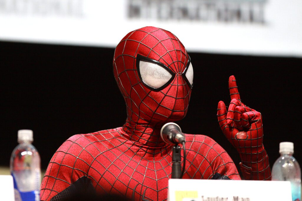 Was the Spider-Man No Way Home Trailer Leaked? [Source: Gage Skidmore, CC BY-SA 2.0 https://creativecommons.org/licenses/by-sa/2.0, via Wikimedia Commons]
