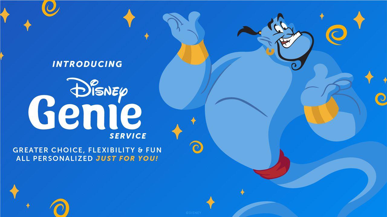 Disney Genie+ Service Launch Date and Lightning Lane FastPass System [Source: Disney Parks]
