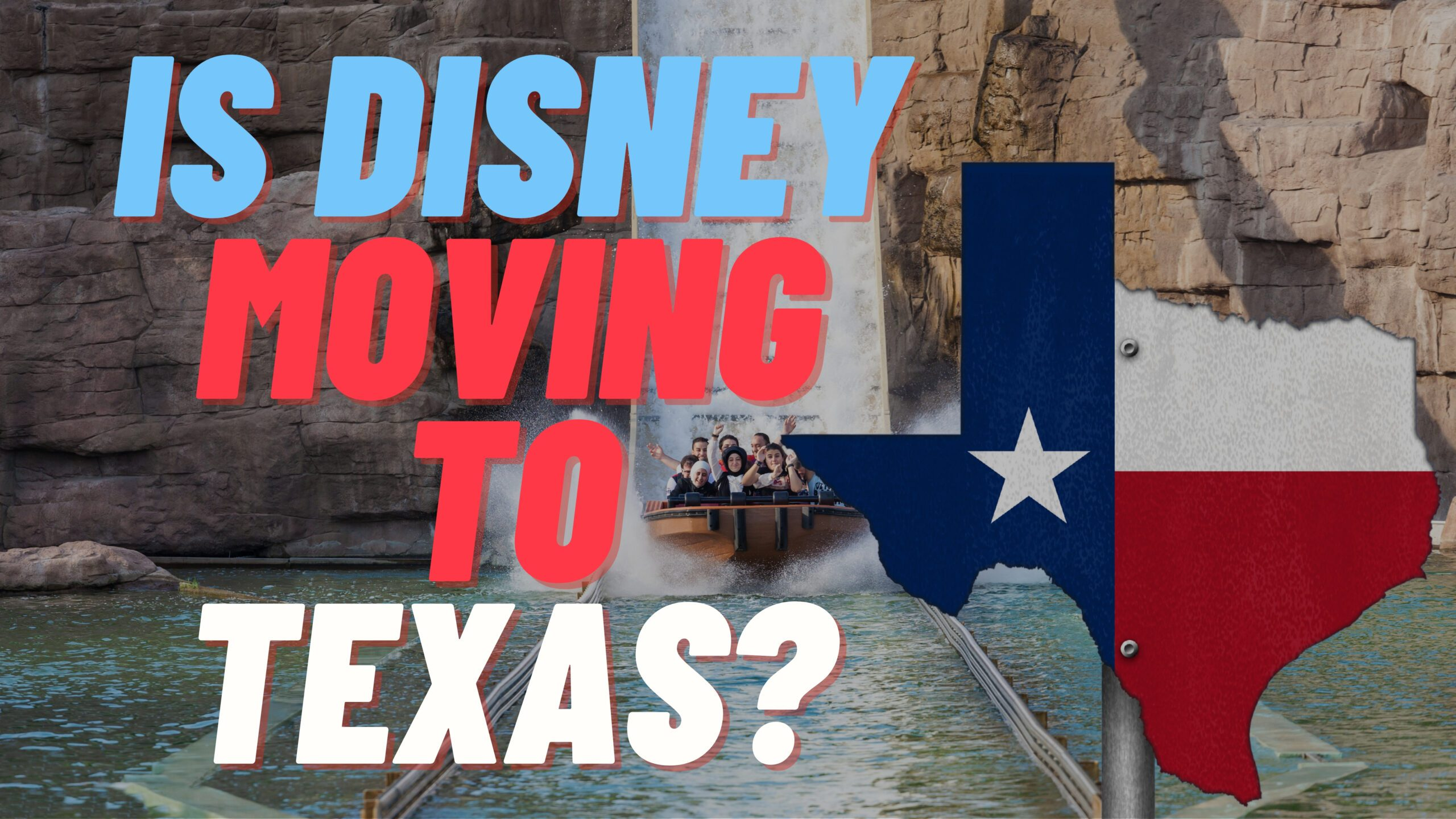 Is Disney Moving to Texas?
