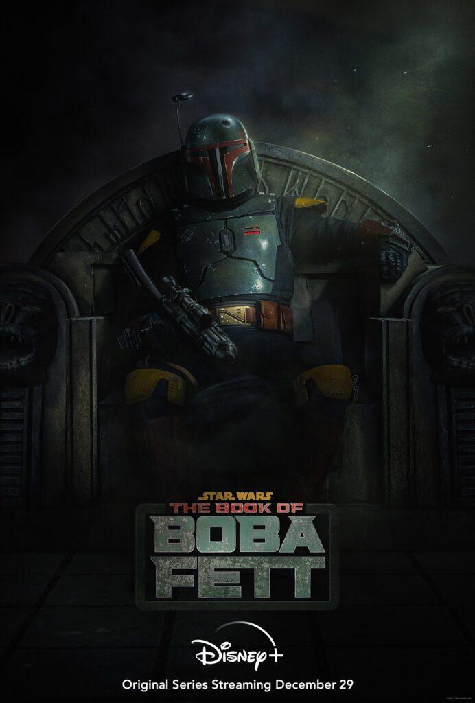 The Book of Boba Fett: Disney Plus Release Date, Poster, Plot, Director & More [Source: StarWars.com]